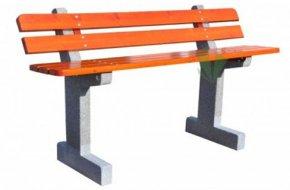 Blanka - ławka do wkopania